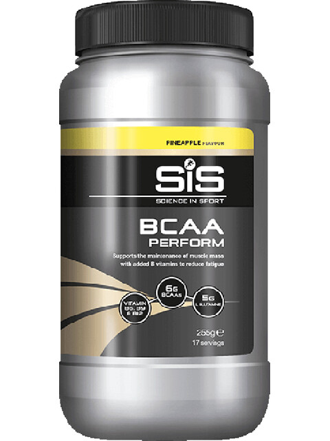 SiS BCAA Perform Sports Nutrition Pineapple 255g